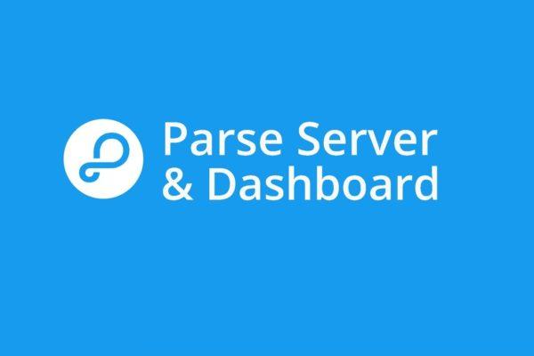 dashboard parse server